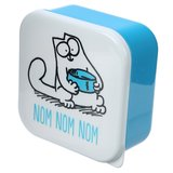 Set van 3 lunchdoosjes Simon's Cat_