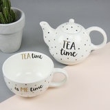 Tea for one -  TEA time is ME time_