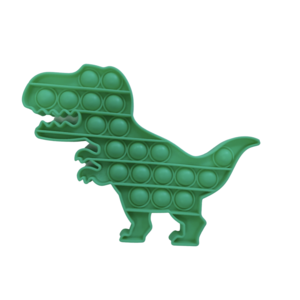 Pop It - dino - groen